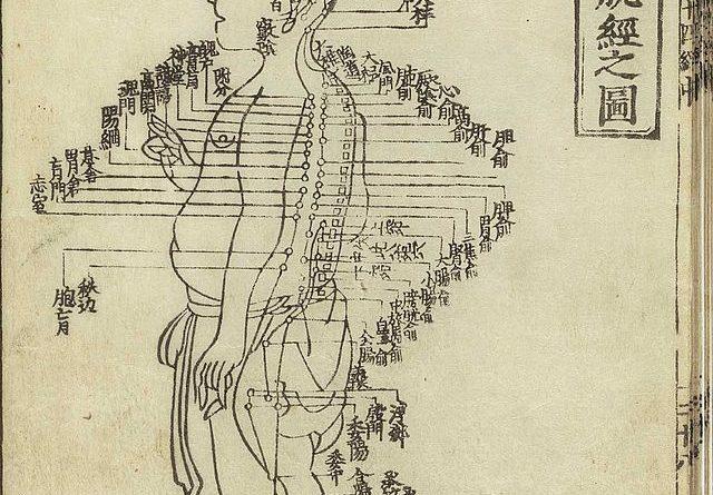 meridiano della vescica urinaria