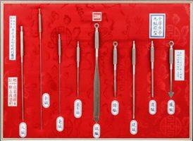 aghi di agopuntura