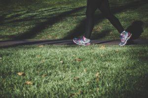 azione energetica della corsa